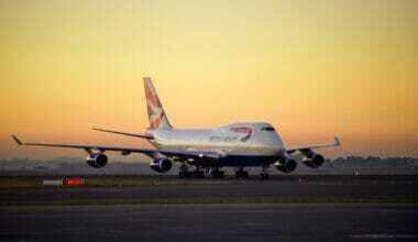 British Airways, Boeing 747, History