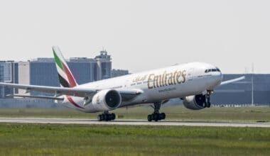 Emirates, Connecting Flights, Dubai