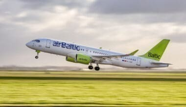 airbaltic, uk quarantine, London flights