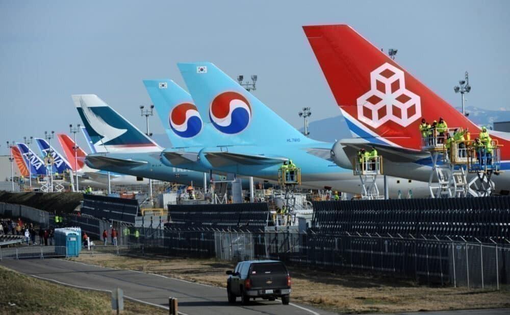 747-8 orders