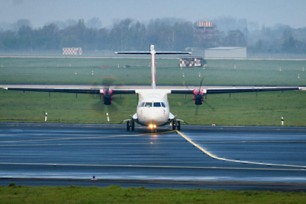 Turboprop ATR Getty