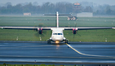 Turboprop ATR Getty