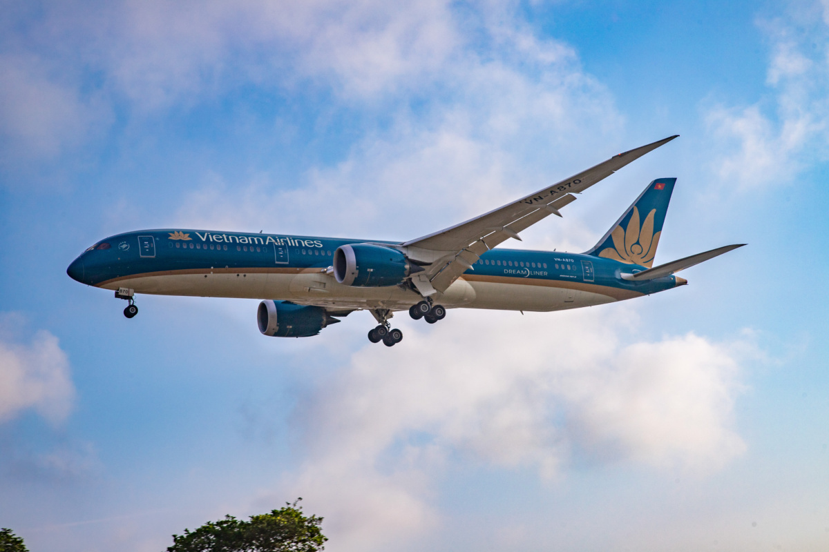 Vietnam Airlines Getty
