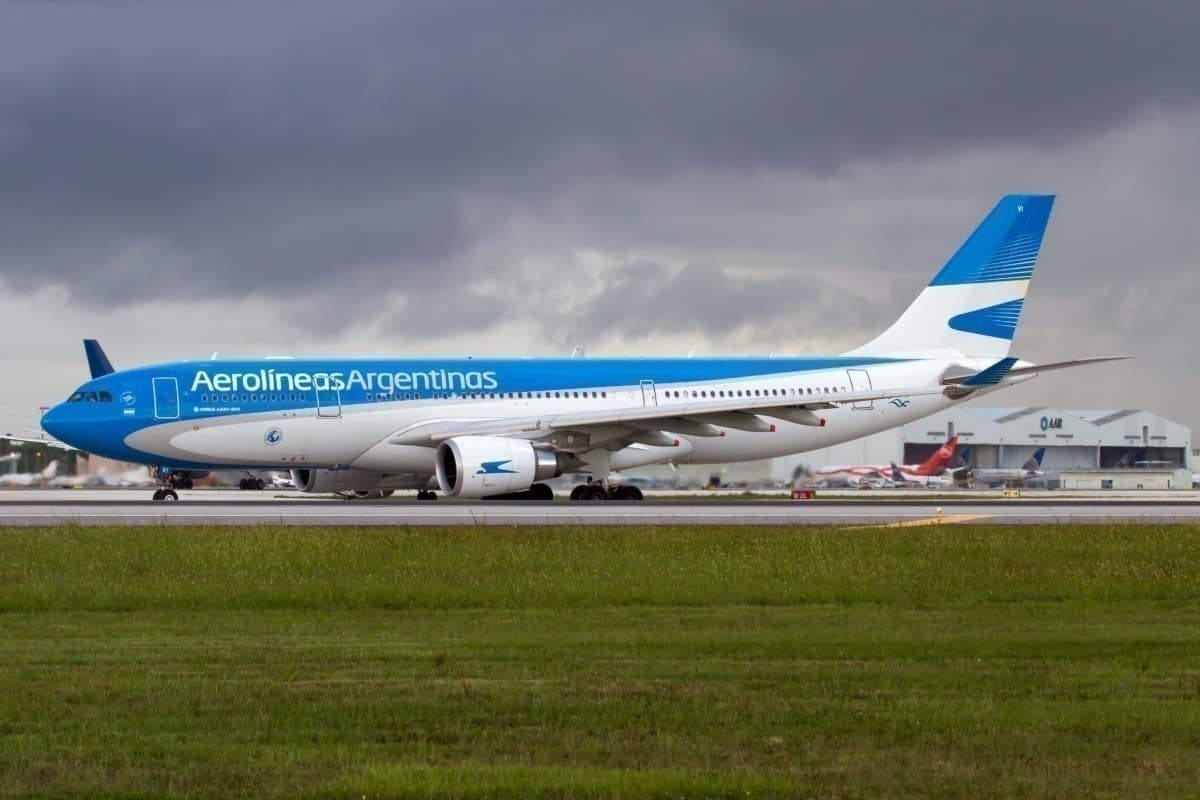 Aerolíneas Eyes 19 International Destinations In Coming Months