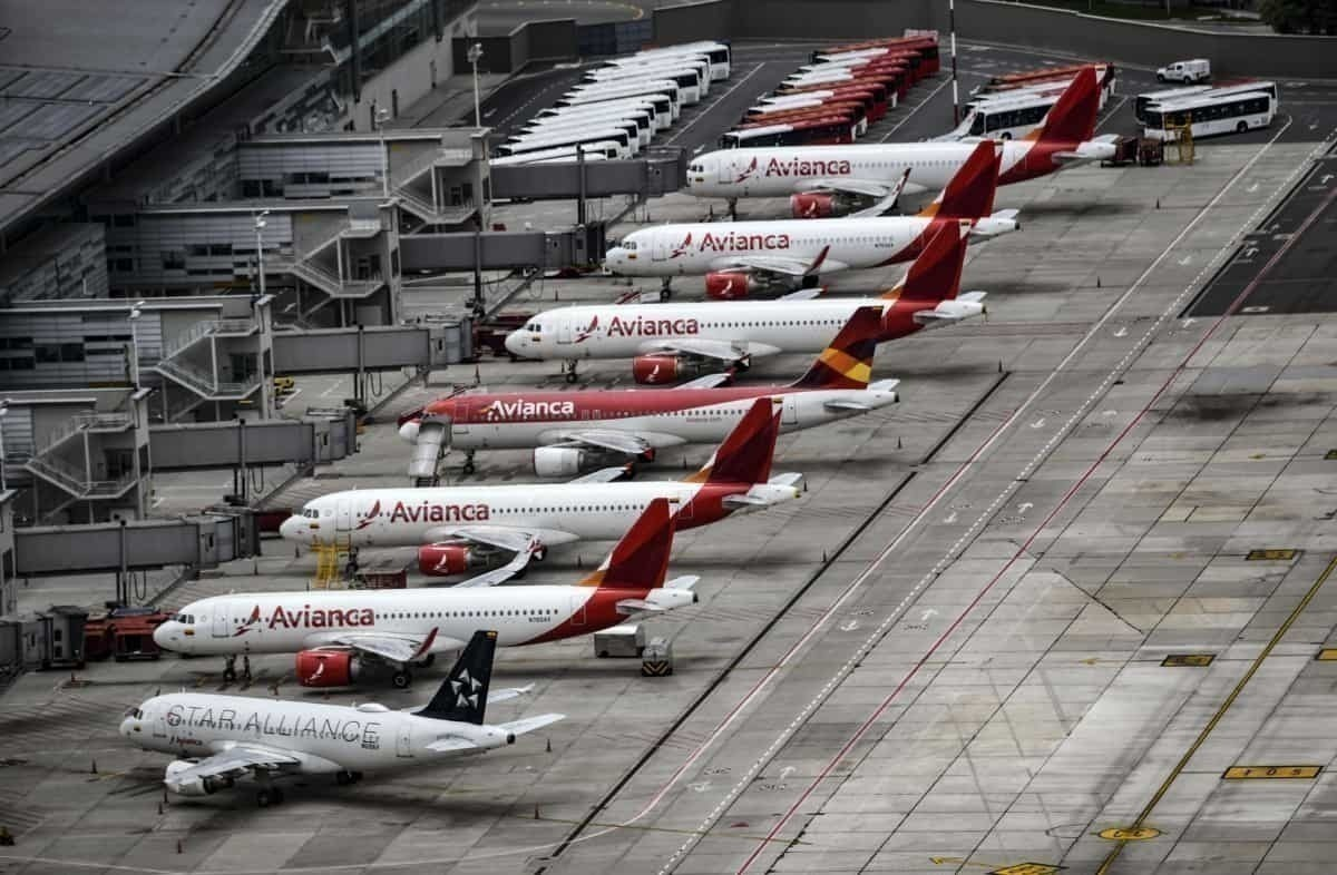 Avianca Getty