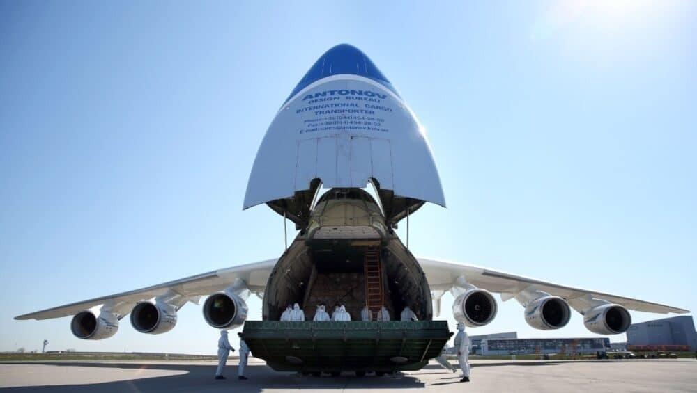 second Antonov AN-225 is economically unviable