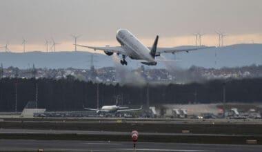 EU airlines travel ban US