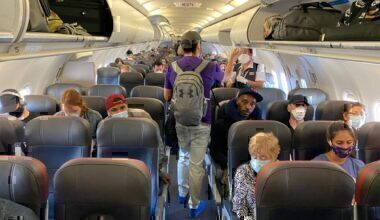 American Airlines passengers