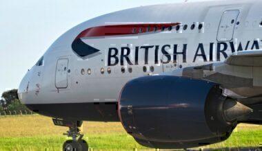 British Airways, Airbus A380, Flight Hours
