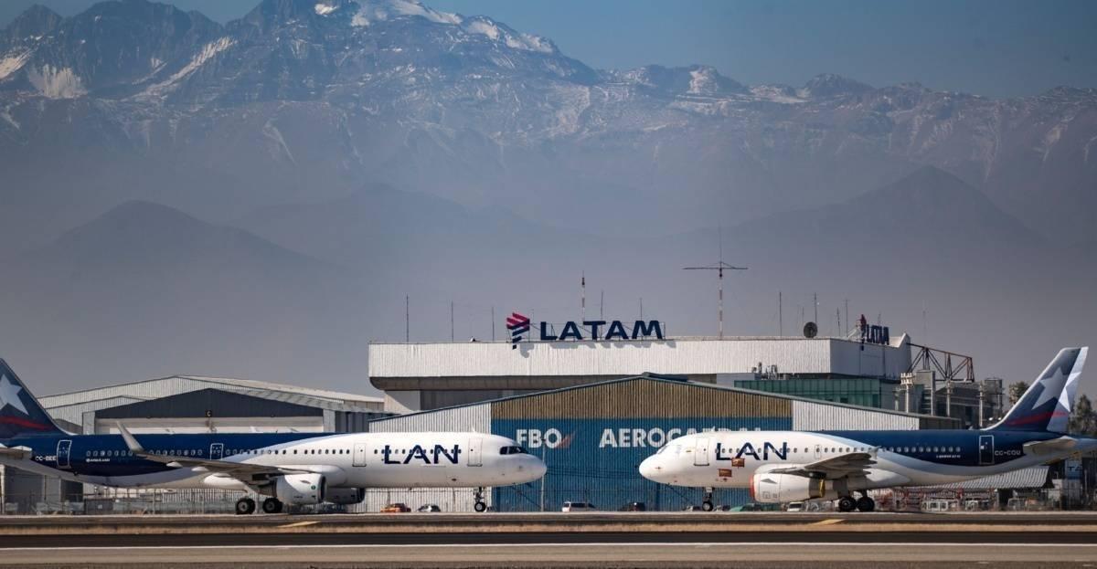 LATAM aircraft