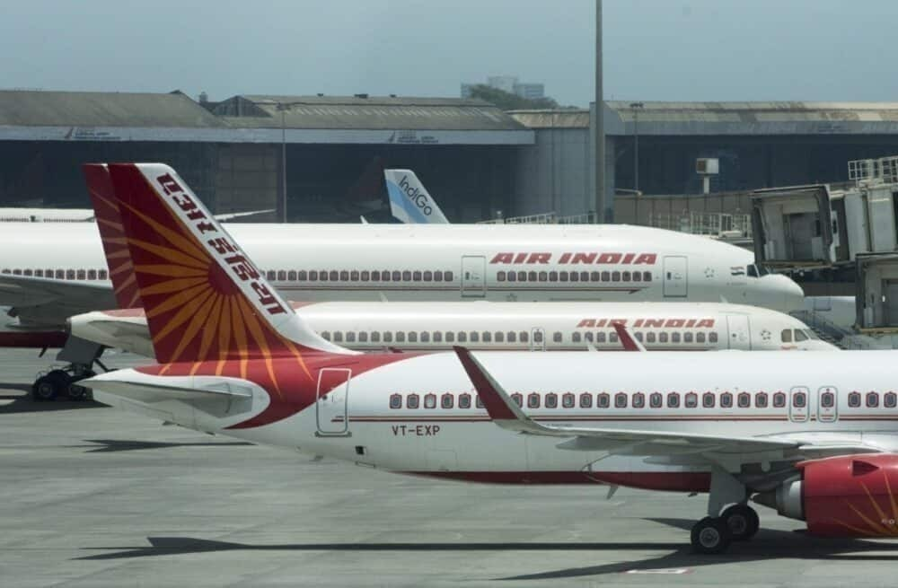 Air India Getty