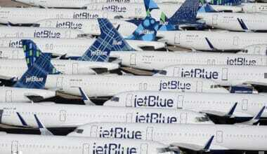 JetBlue, Bookings, TSA Passengers