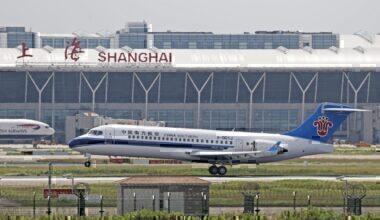China Southern ARJ21