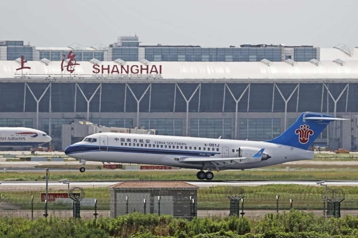 China's Main Carriers Are Delaying Deliveries From Airbus And Boeing But Not COMAC