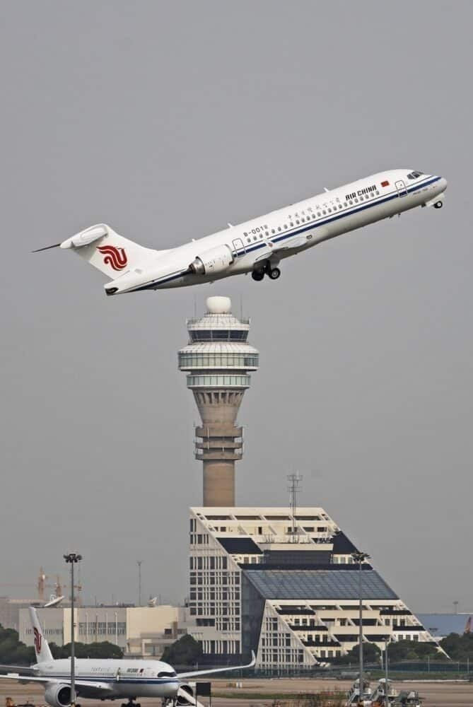 Air China ARJ21