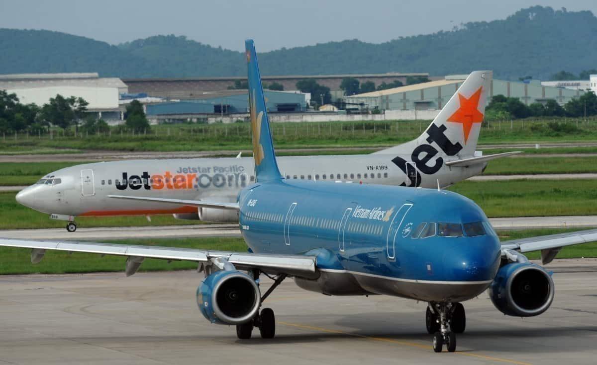 Jetstar Pacific Vietnam Airlines