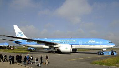 Biofuel future airlines