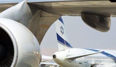 El Al grounded