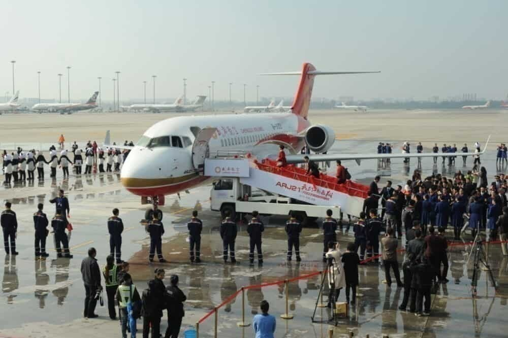 COMAC, China Express Airlines, C919