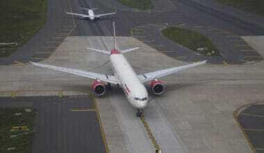 Delhi Airport Air India