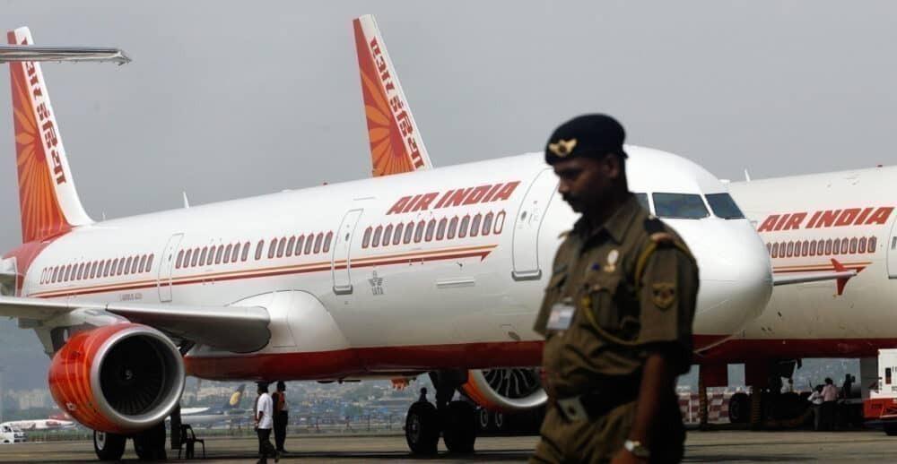 Air India 777 VIP