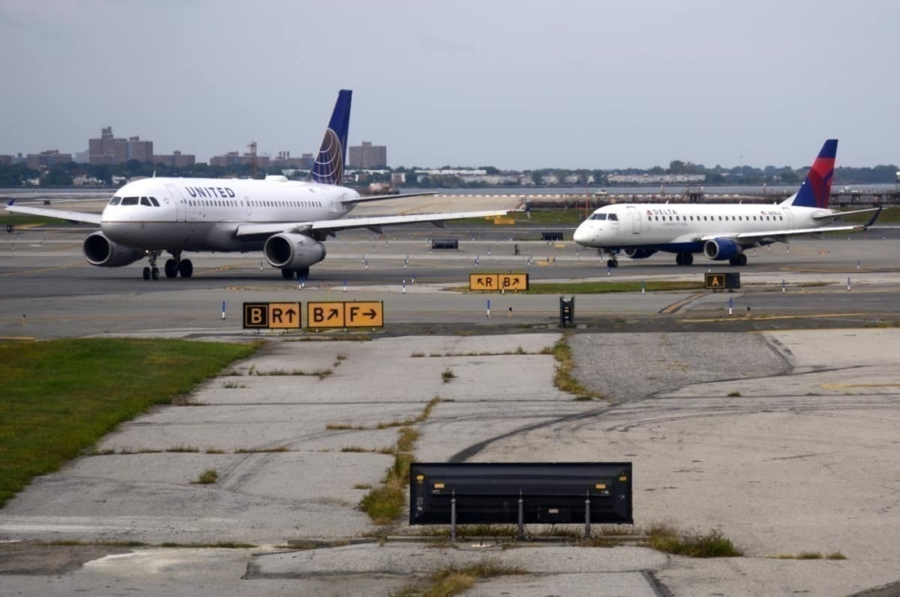 Delta and United