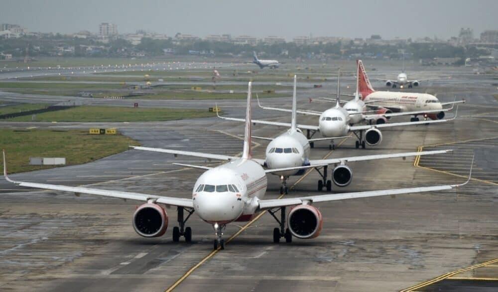 Mumbai Airport Runway