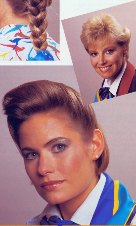 Qantas style guide 1980s