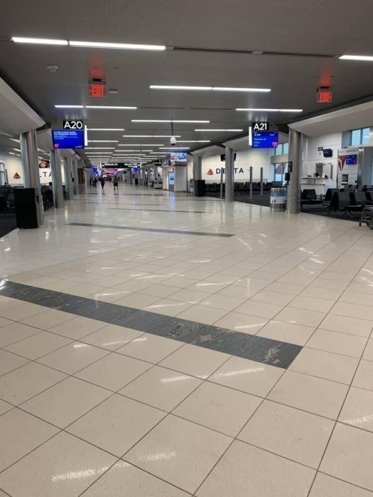 Atlanta terminal