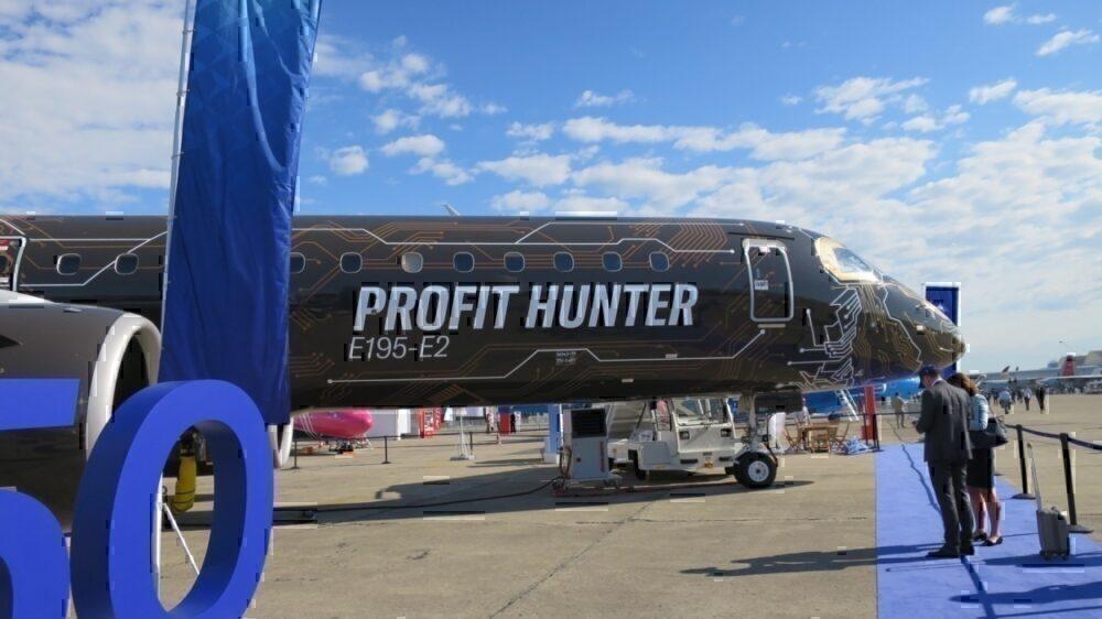 Embraer Profit Hunter