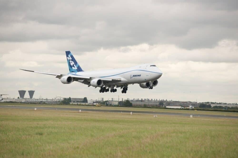 Boeing 747 F