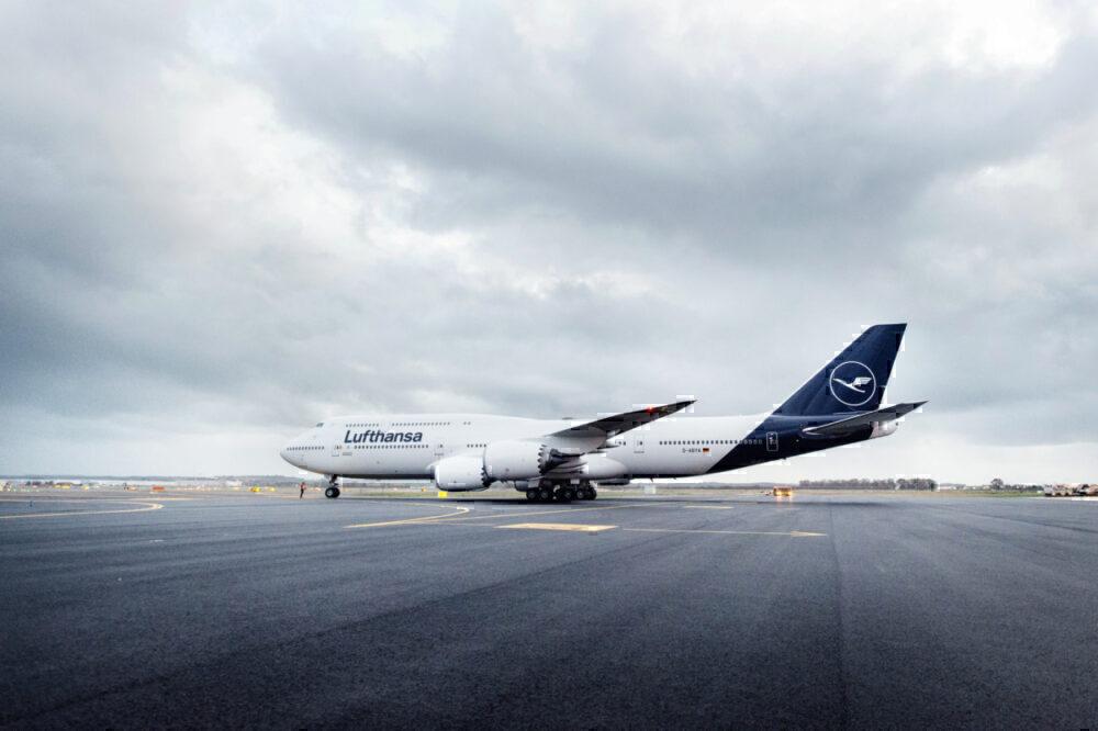 Lufthansa, COVID-19 Testing, Frankfurt