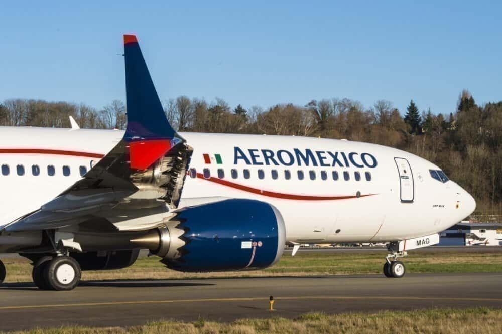Aeromexico MAX