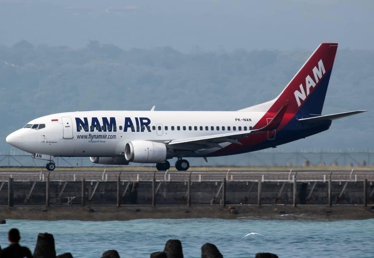 NAM AIR BOEING 737