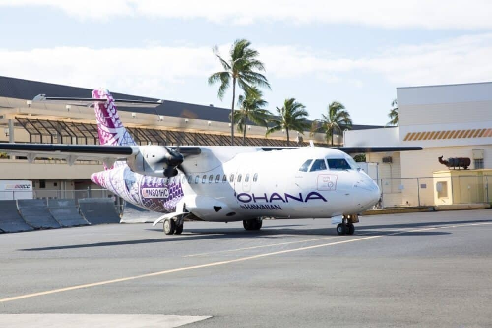 Ohana Hawaiian Airlines
