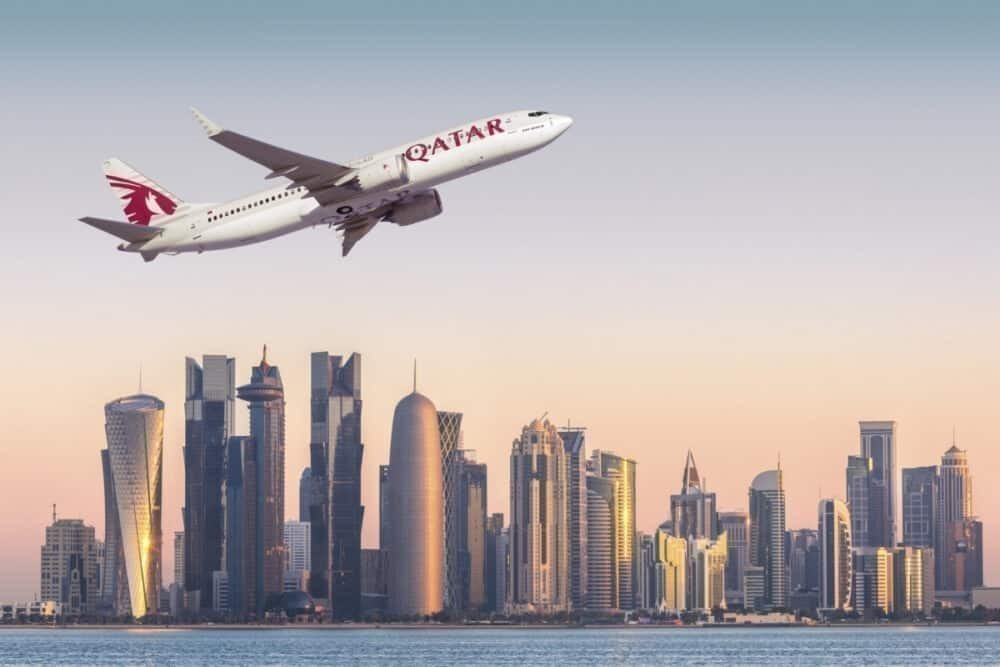 Boeing, 737 MAX, Qatar Airways