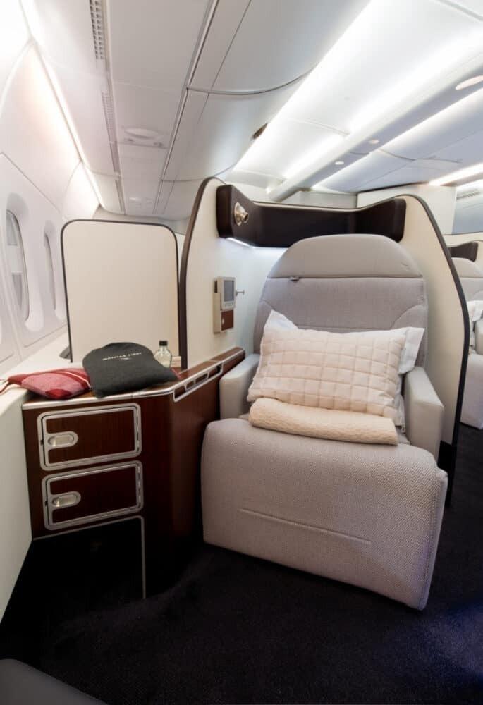 Qantas First