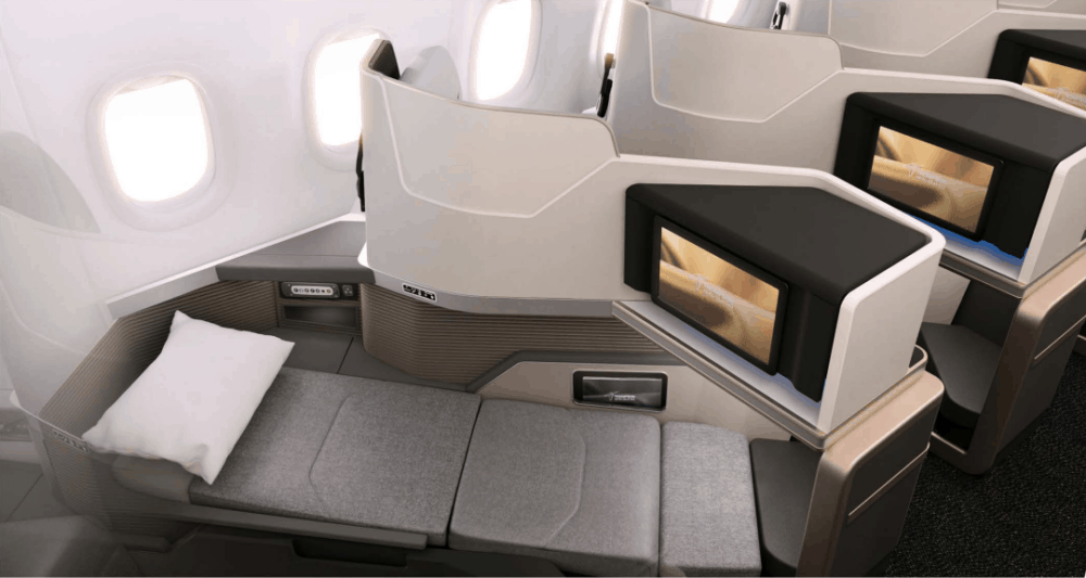 The Future Of Lie Flat Seats On Narrowbody Planes