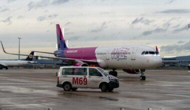 Wizz Air, Lufthansa Slots, Frankfurt