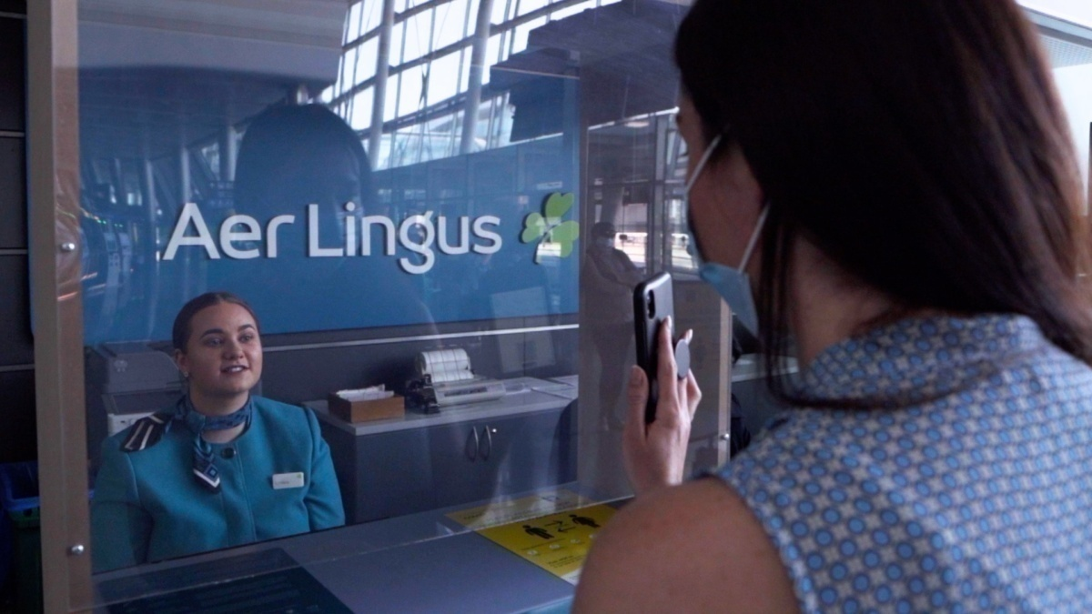 Aer Lingus Check-in
