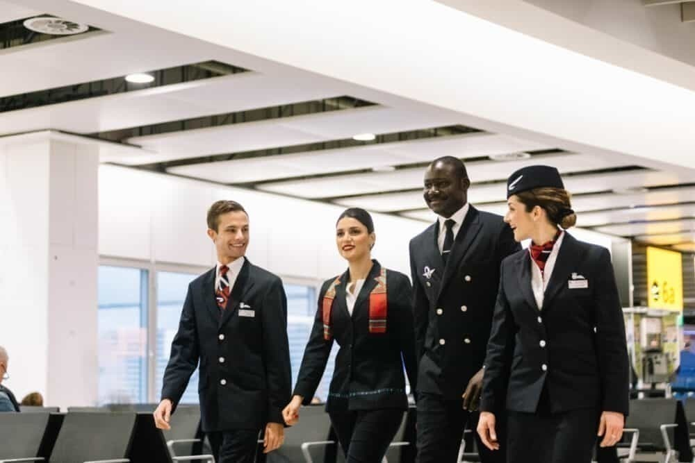 BA staff