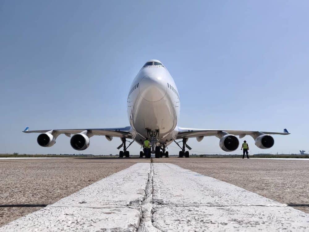 corsair last 747