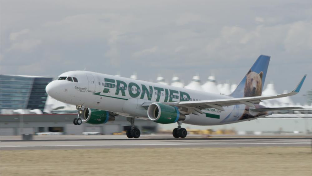 Frontier landing