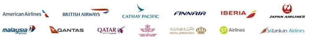 Oneworld logos