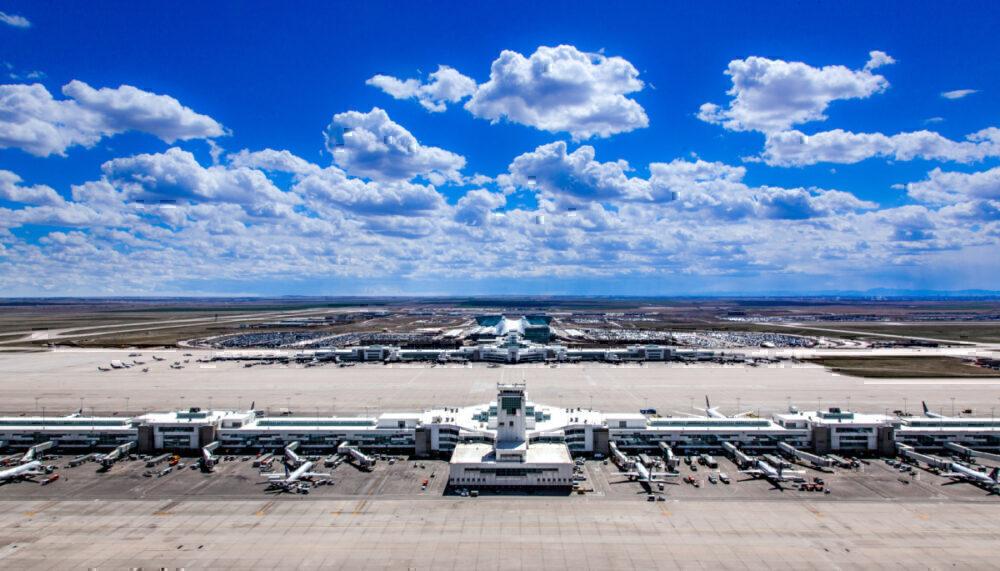 Denver airfield