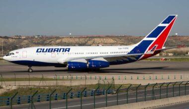 Cubana Il-96