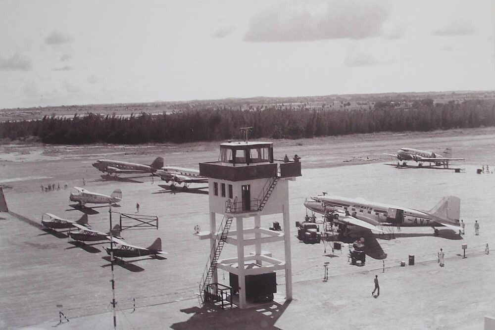 HAL Airport Bangalore 1947