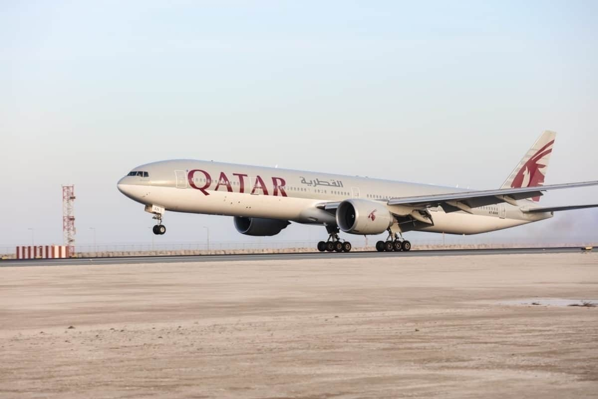 Qatar Airways PCR Test Pakistan Passengers