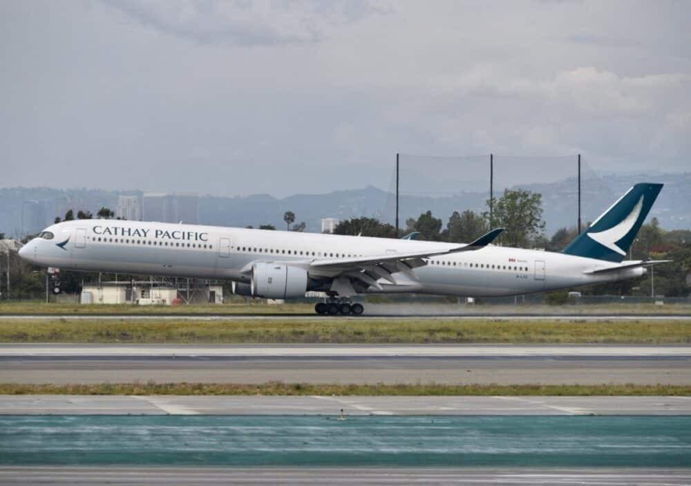 Cathay Pacific Profit Warning