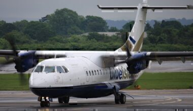 Blue Islands ATR 42
